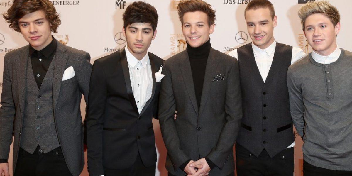 ¡Atención! Comienza preventa del segundo concierto de One Direction en Chile