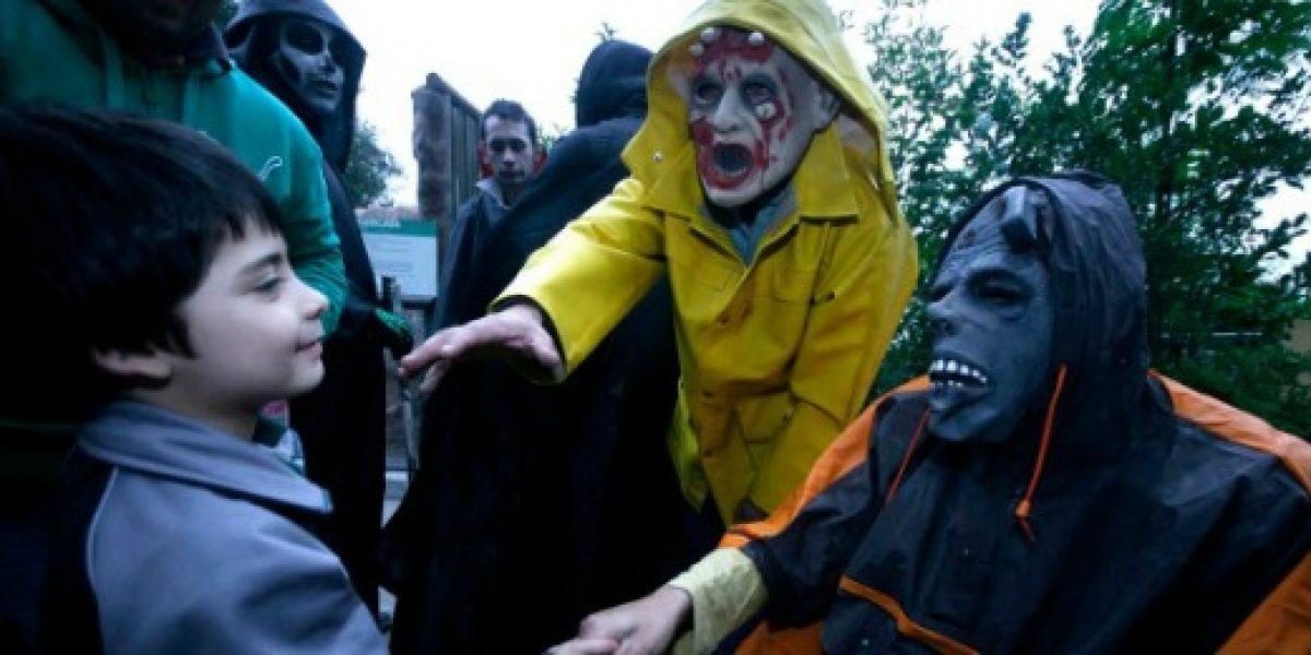 Galería: Zoológico Metropolitano preparó actividades especiales para Halloween