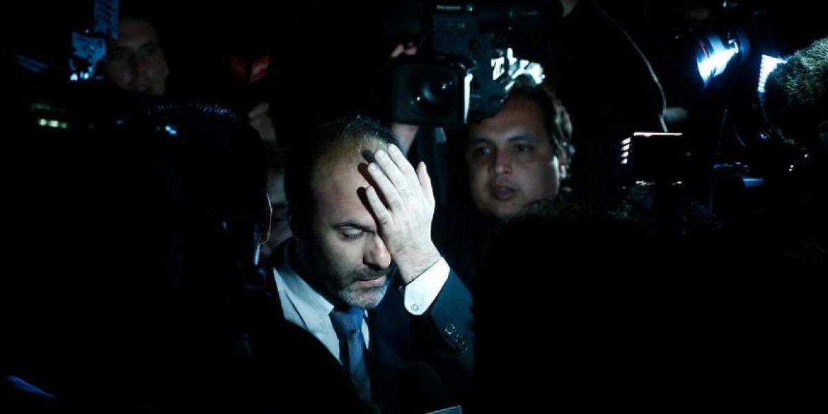 [Fotos] Incidente con asesor de Parisi marca el tibio debate de Anatel