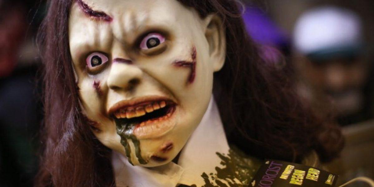 [FOTOS] Estas deben ser las máscaras más terroríficas que has visto
