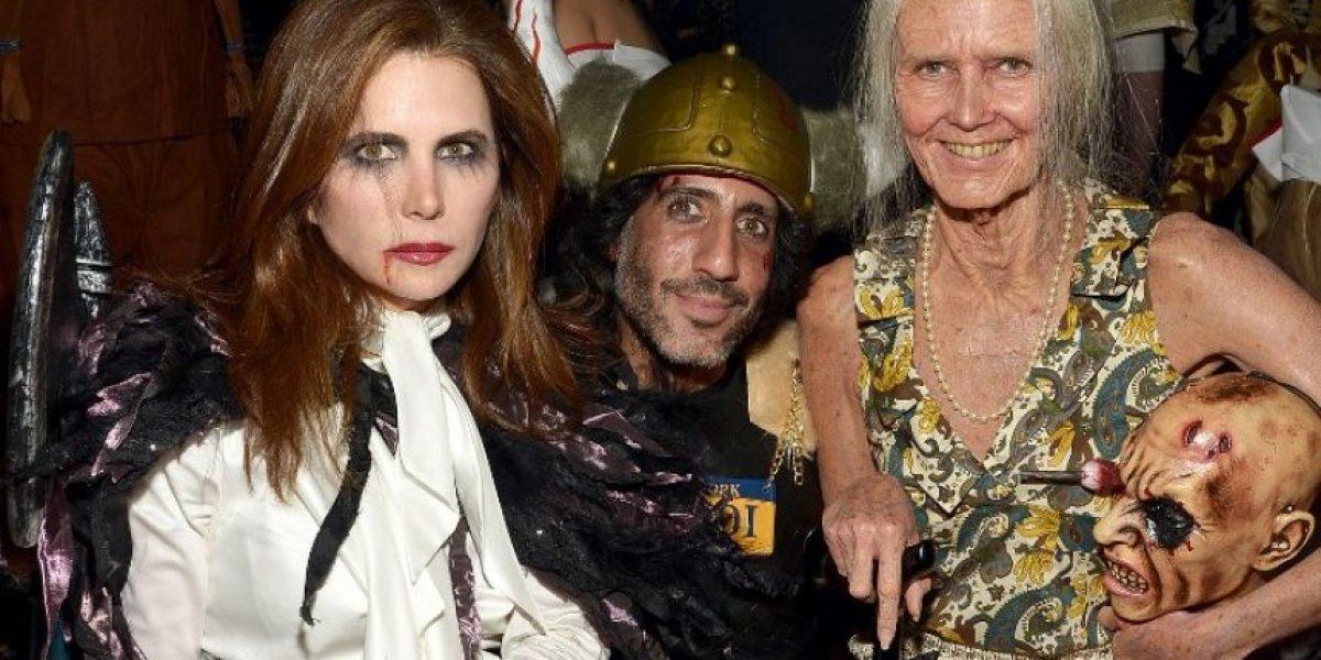 Los mejores disfraces de megafiesta de Halloween de Heidi Klum