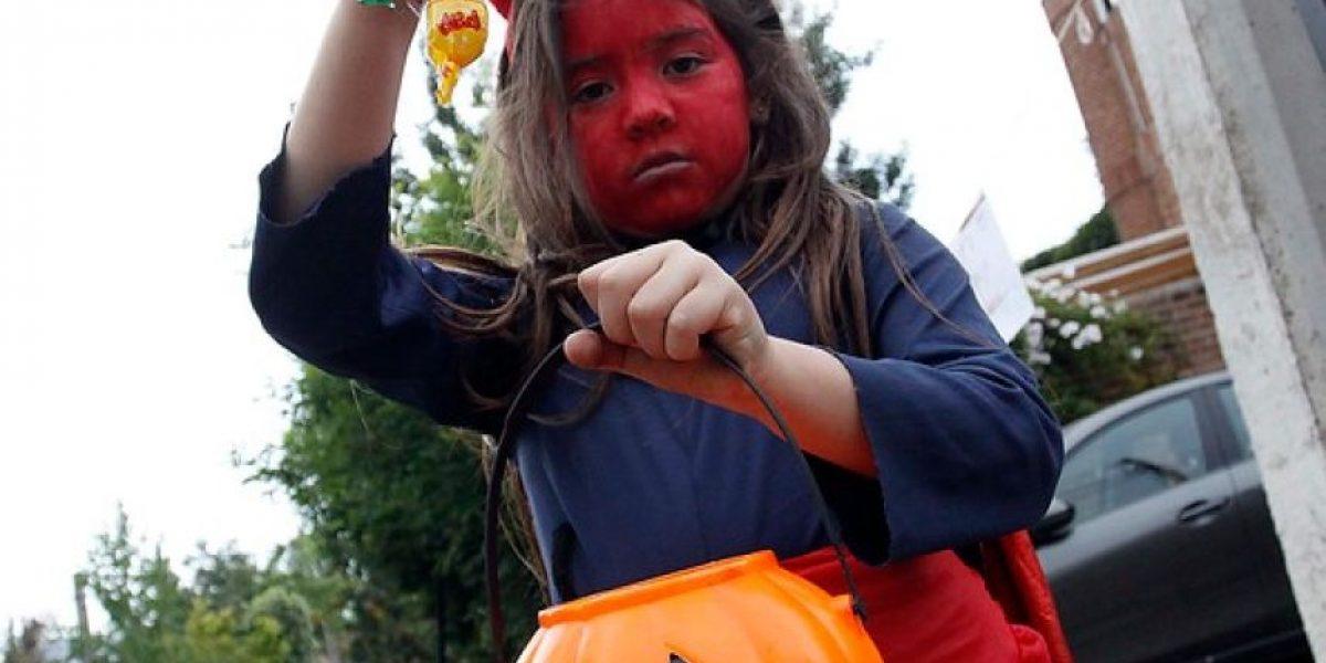 [Galería] Así se vivió Halloween en las calles de Santiago