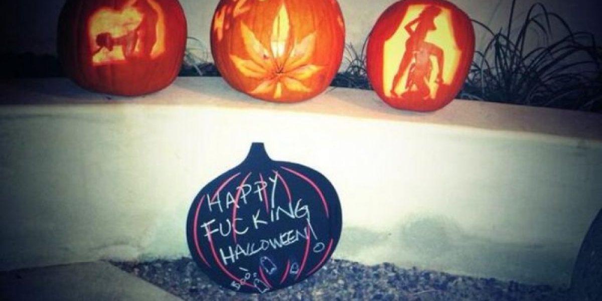 Miley Cyrus hace arder Twitter con disfraz para Halloween