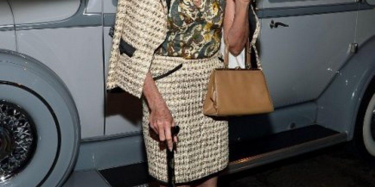 Heidi Klum se corona una vez más como la Reina de Halloween con irreconocible disfraz