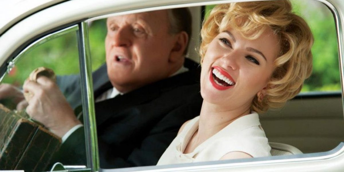 FOTOS: Scarlett Johansson no quiere ser sexy