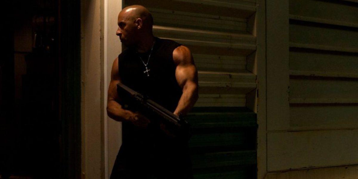 Vin Diesel publica más imágenes de