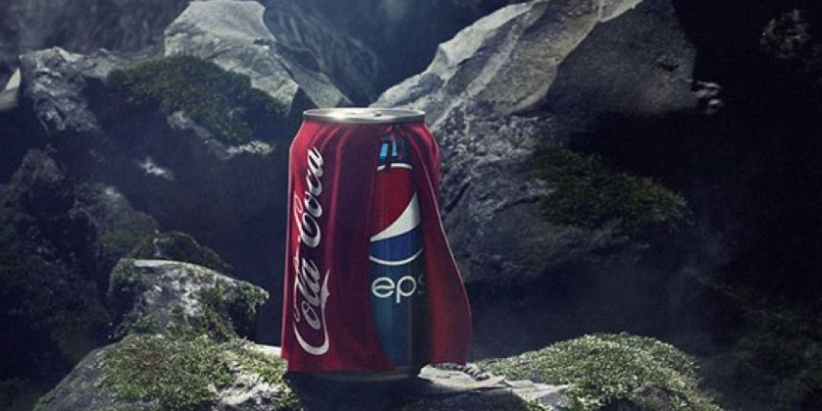 ¡Imperdible! El día que Pepsi se disfrazó de Coca Cola