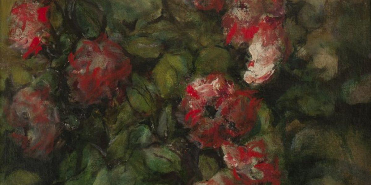 Exposición de David Ratinoff: La pintura como lenguaje