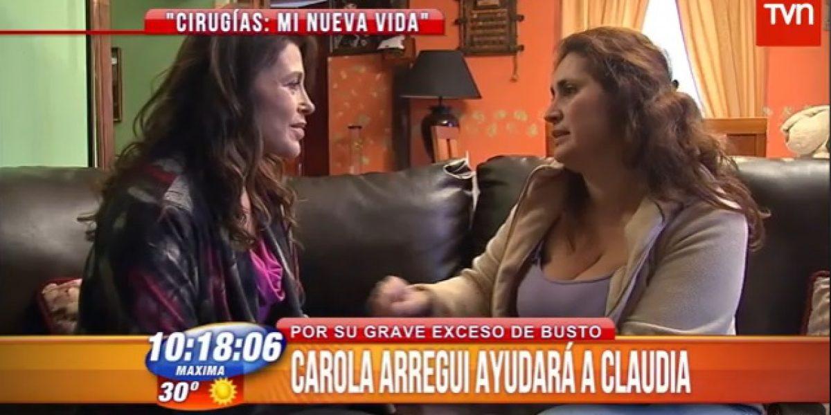 Carolina Arregui estrena sección junto a su marido en BDAT