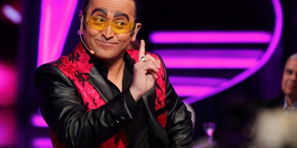 Yerko Puchento anuncia su salida de Canal 13