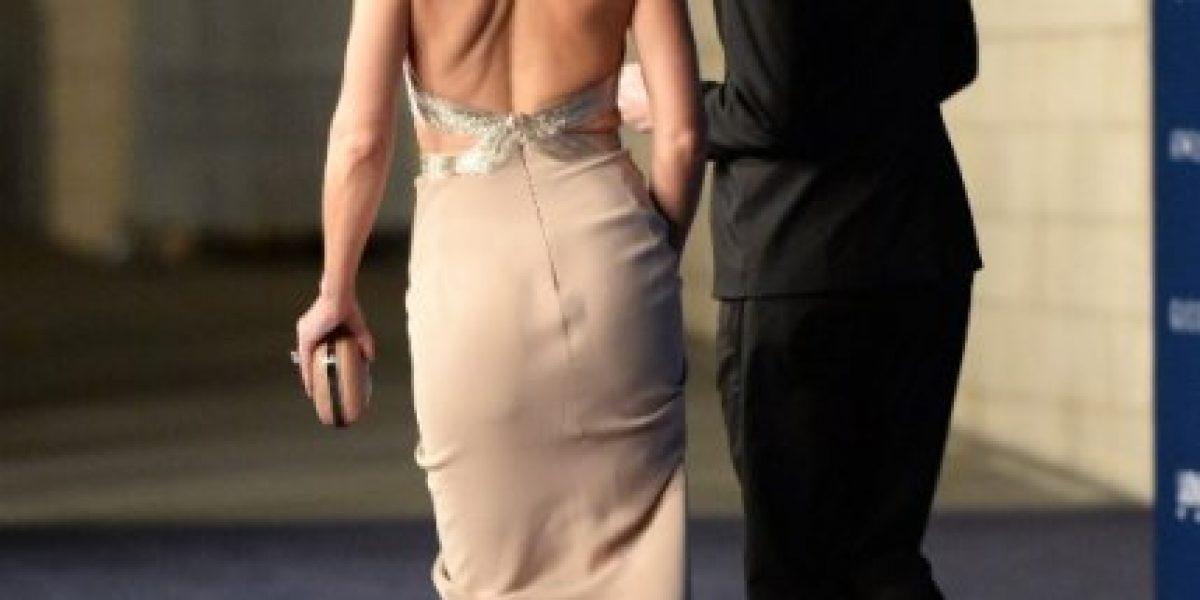 Kate Hudson deslumbra con escote en fiesta en honor a Martin Scorcese