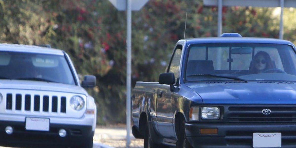 Robert Pattinson y Kristen Stewart son captados pasando el fin de semana juntos
