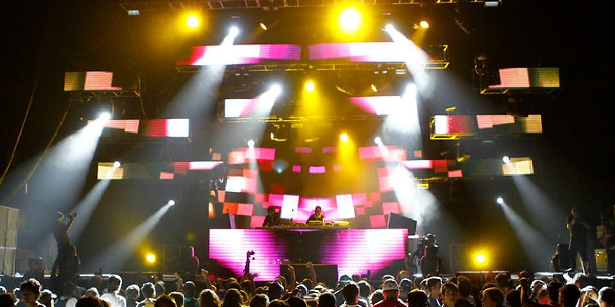 Furor en Argentina por primera versión de festival internacional Lollapalooza