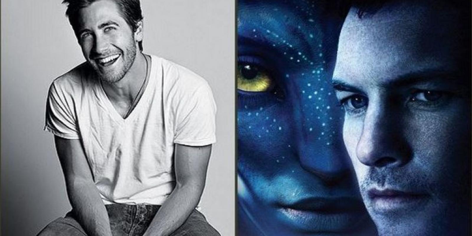 . Imagen Por: El atractivo Jake Gyllenhaal rechazó la oportunidad de pintarse de azul como Jake Sully en la taquillerísima