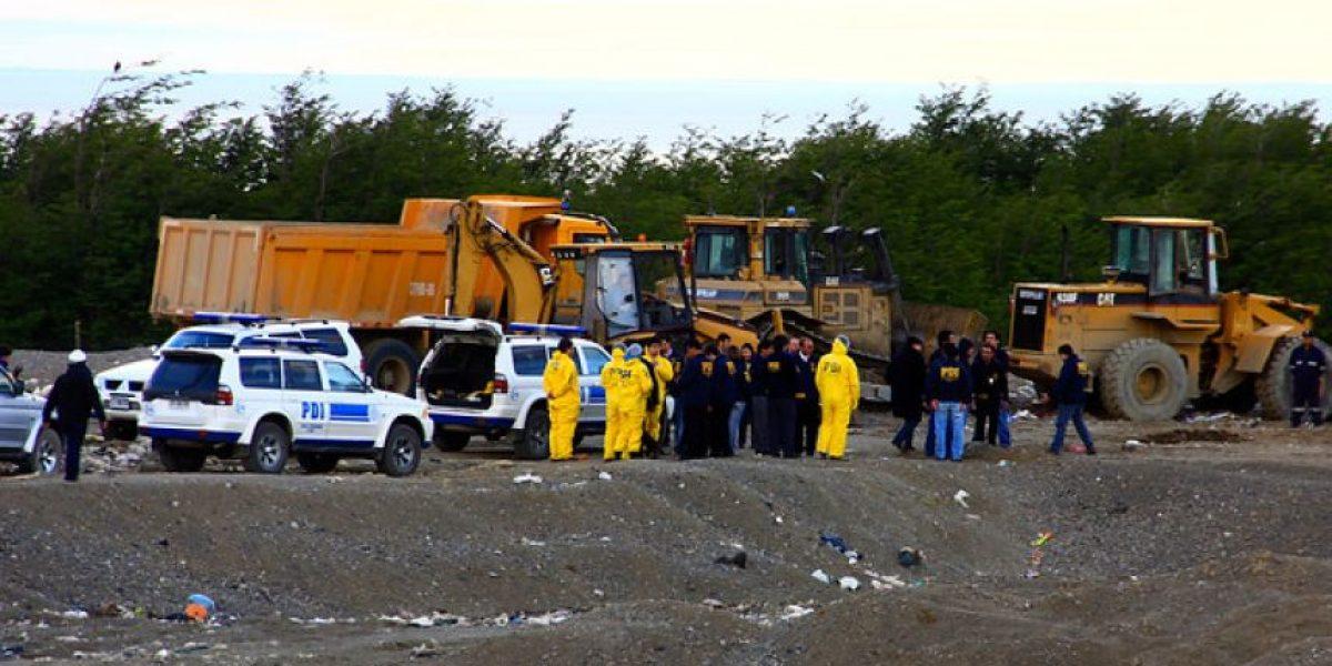 [FOTOS] Conmoción en Punta Arenas: Entre lágrimas confiesa que mató a su mujer tras una infidelidad