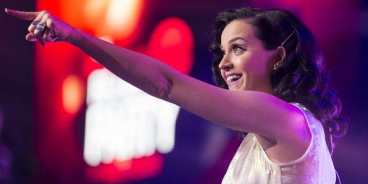 Disco de Katy Perry es vetado en Australia por