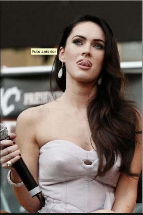 . Imagen Por: Megan Fox Foto: Getty Images
