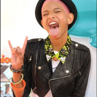 . Imagen Por: Willow Smith Foto: Getty Images