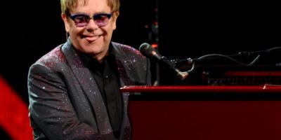 . Imagen Por: Elton John Foto: Getty Images