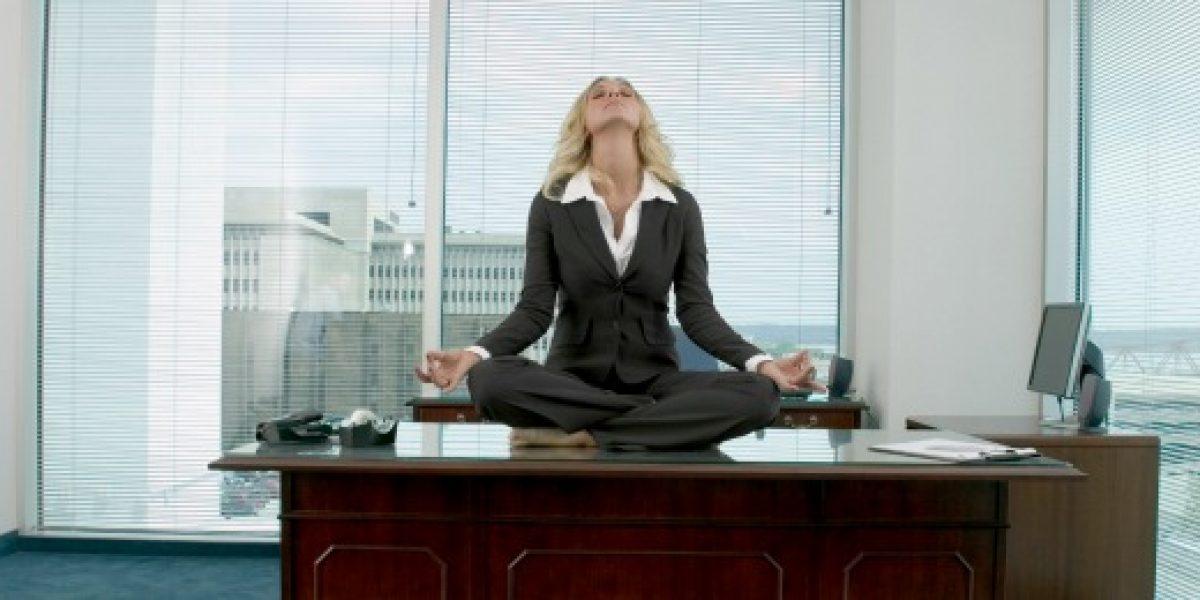 La importancia de practicar ejercicio en la oficina