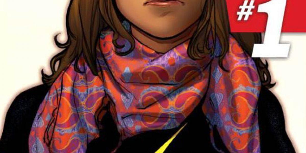 Marvel sorprende con nueva superheroína adolescente