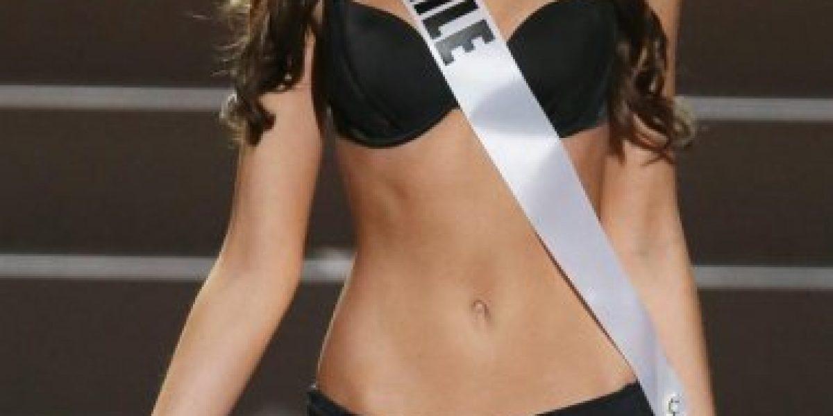 Las mejores imágenes de Miss Chile en Miss Universo Moscú 2013
