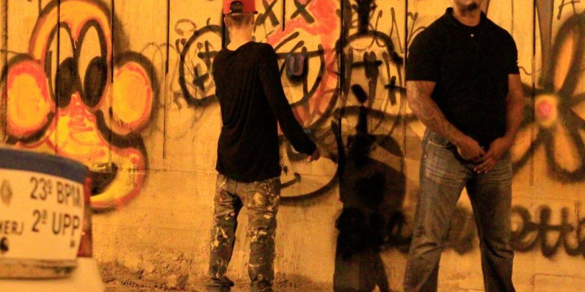 Los 5 escándalos de Justin Bieber en Brasil