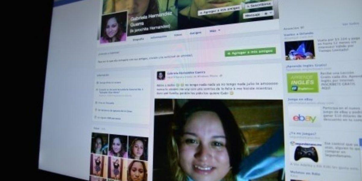 Deja un dolido mensaje y una macabra foto en Facebook antes de suicidarse