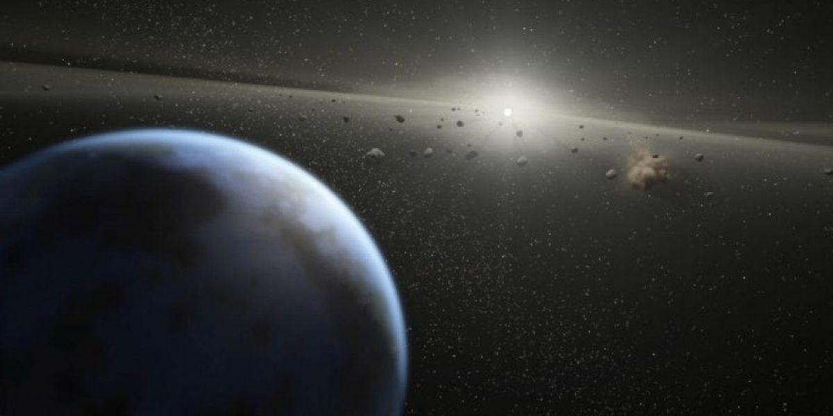 FOTOS: Asteroide con seis colas revoluciona el mundo de la astronomía