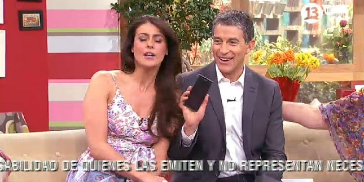 Polo Ramírez feliz: Recibe celular a cambio del que Tonka le echó a perder