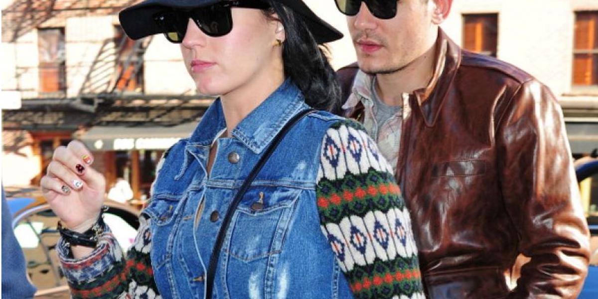 Katy Perry y John Mayer, ¿a un paso del altar?