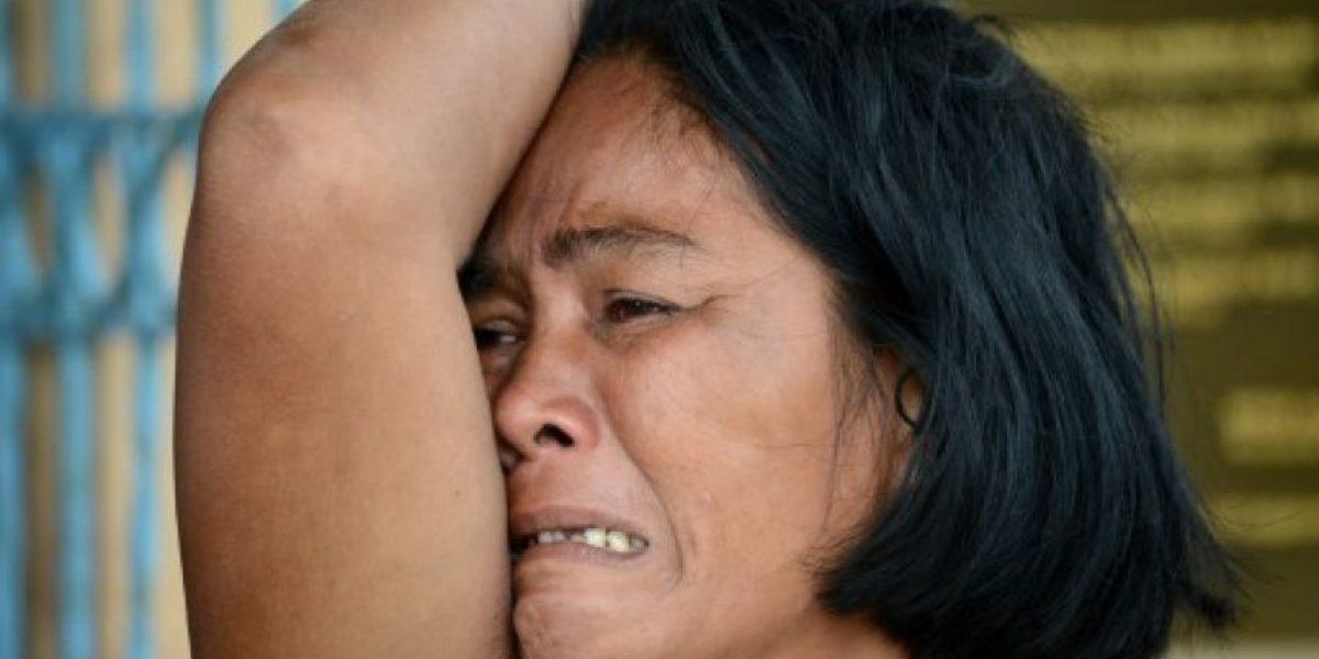 [FOTOS] Tifón mortal azota a Filipinas y deja más de un centenar de muertos