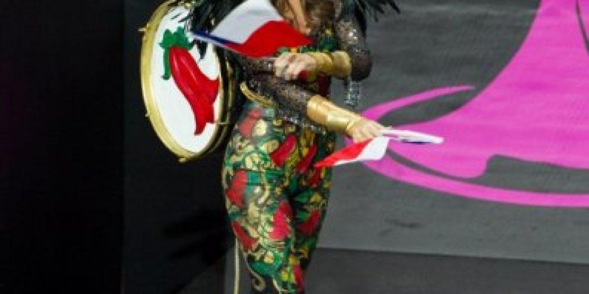 María Jesús Matthei se quedó fuera de la final del Miss Universo