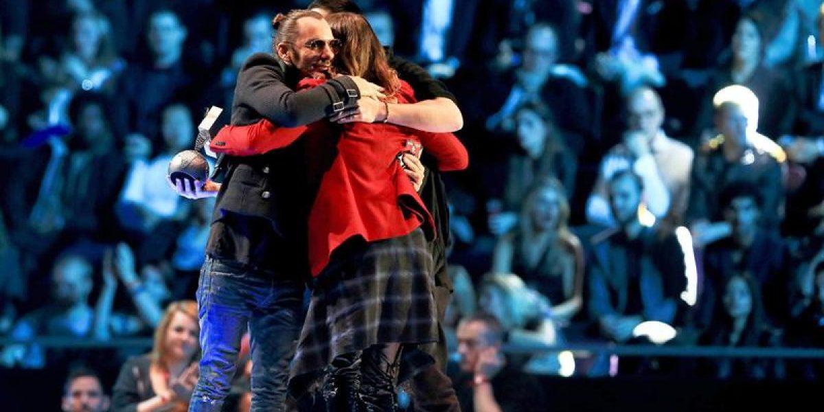 Miley Cyrus, Bruno Mars y Eminem, estrellas más brillantes de los EMA