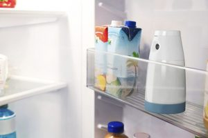 Una cámara en tu refrigerador para que nunca compres de más en el súper.. Imagen Por: