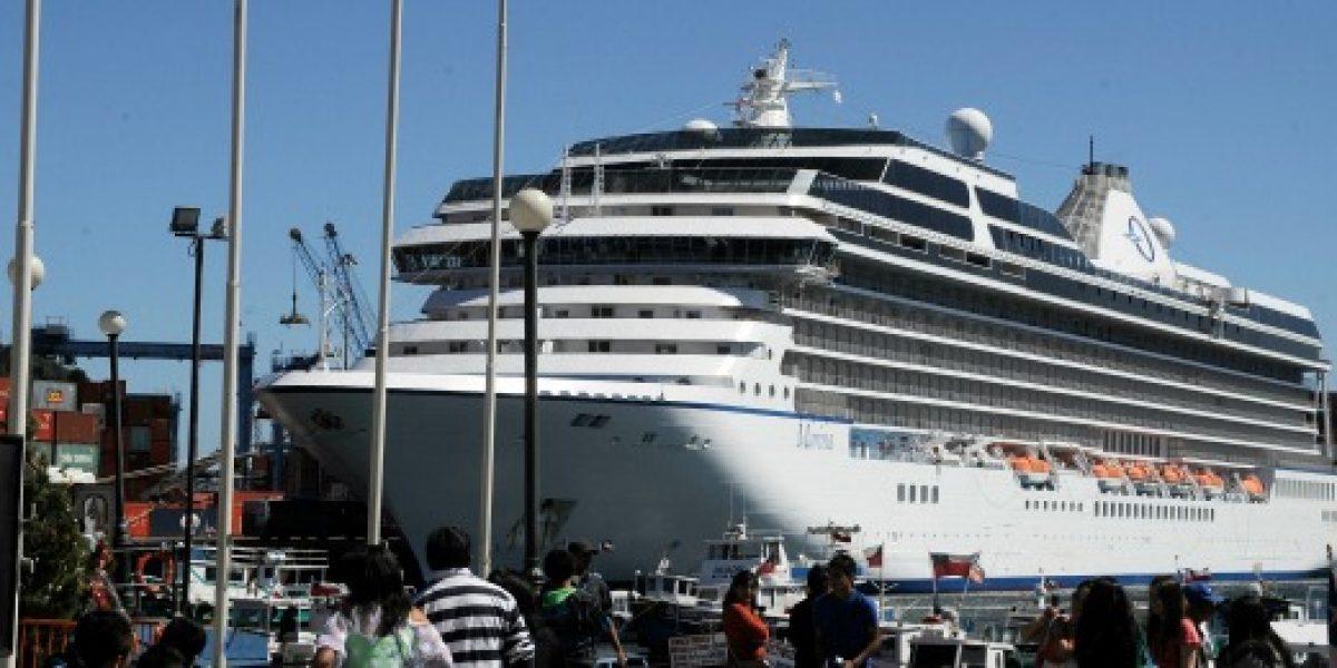 En Magallanes lanzan nueva temporada de cruceros 2013 - 2014