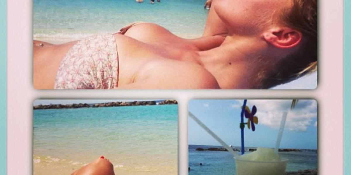 Galería: Faloon muestra su trabajado cuerpo en Instagram