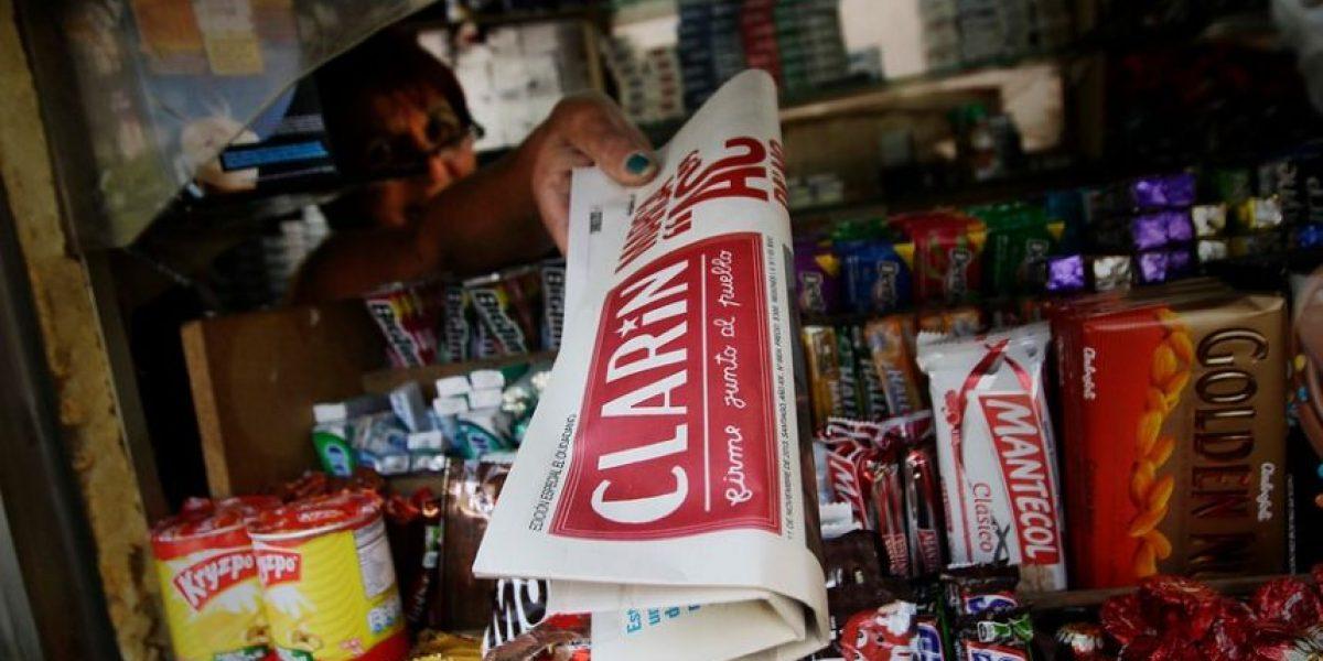 [FOTOS] Por segunda vez en 40 años sale a la venta el diario