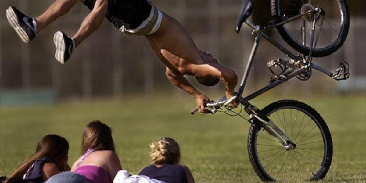 Galería: 16 costalazos inevitables en bicicleta