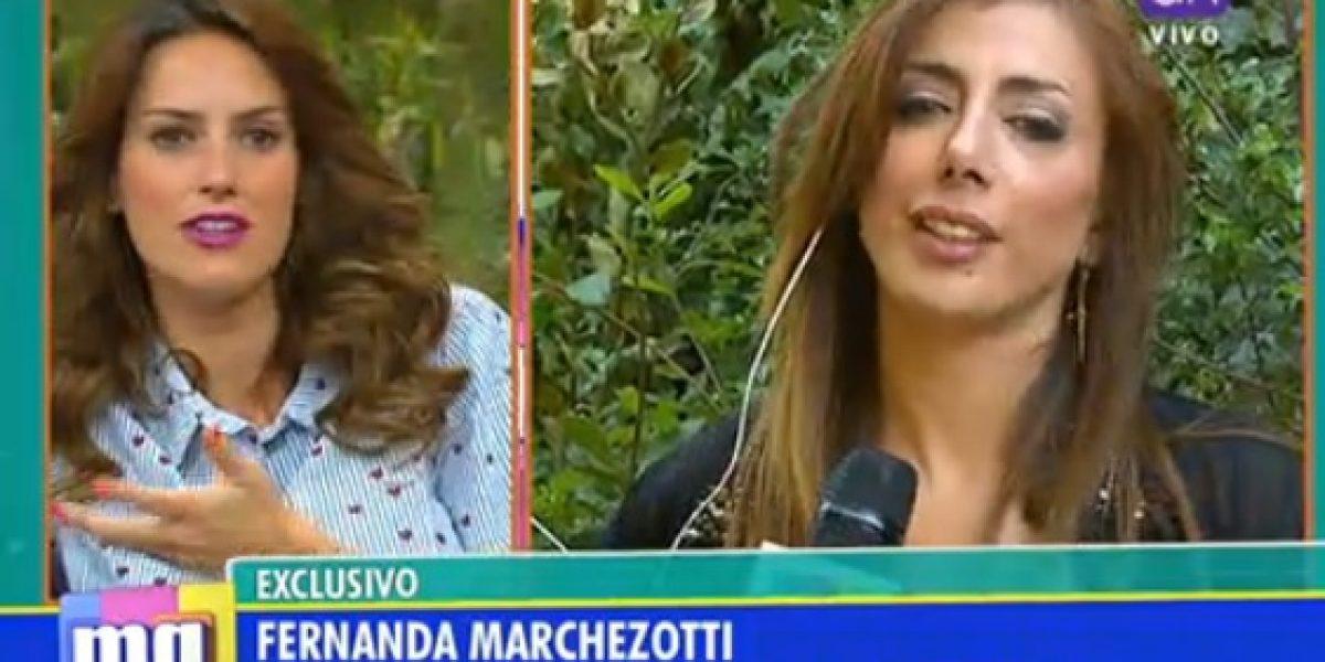 Paty Maldonado y Adriana Barrientos se burlan de supuesta novia de Gonzalo Valenzuela