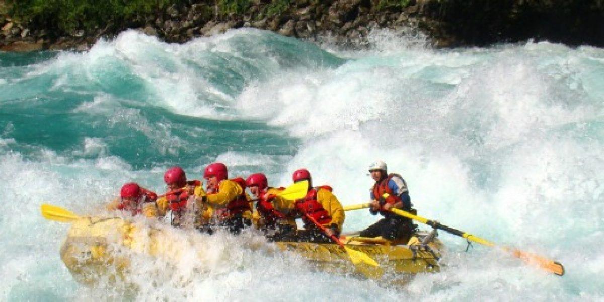 Medios internacionales destacan a Chiloé y al río Futaleufú como destinos turísticos