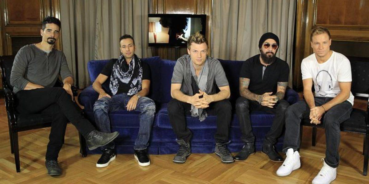 Backstreet Boys: