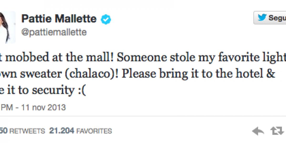Las bromas en Twitter por el robo que sufrió la mamá de Justin Bieber en Chile