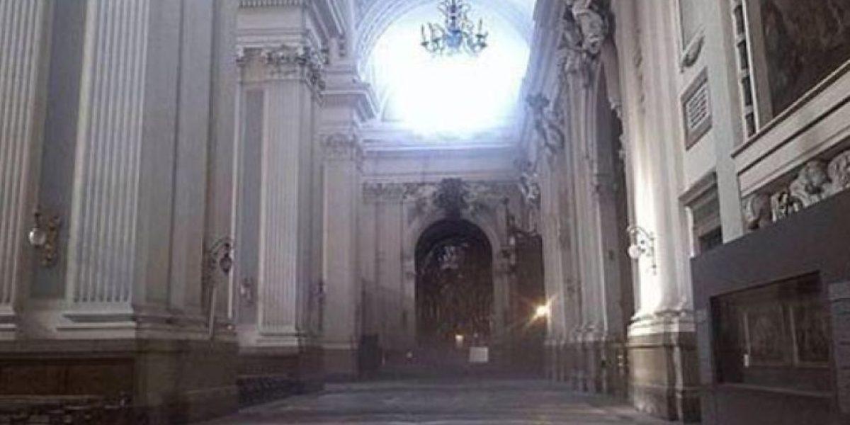 [GALERIA] España: Detienen a dos chilenos, autores del atentado contra la Basílica de Zaragoza