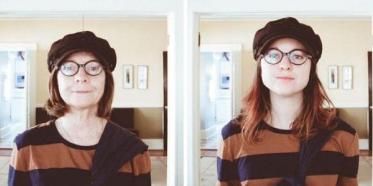 GALERÍA: Increíbles fotos de madres e hijas que lucen similares