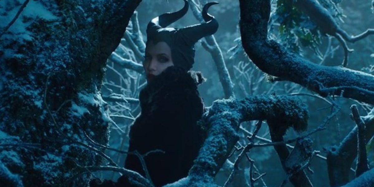 Angelina Jolie bella y malvada en el primer tráiler de