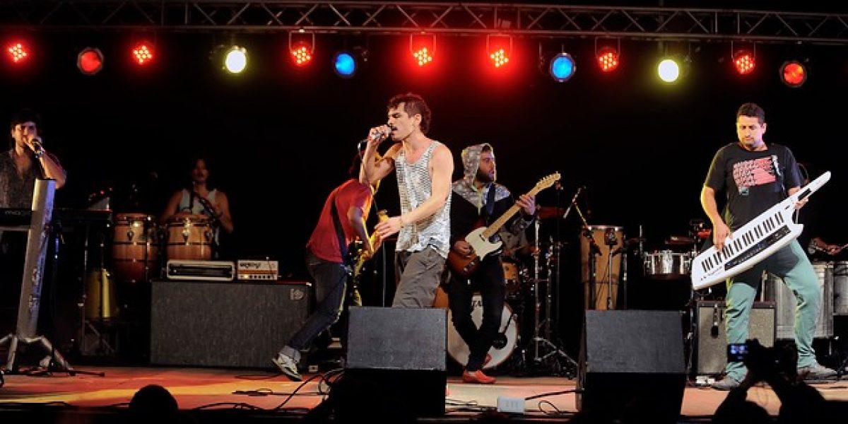 Villa Cariño presenta nuevo single en concierto