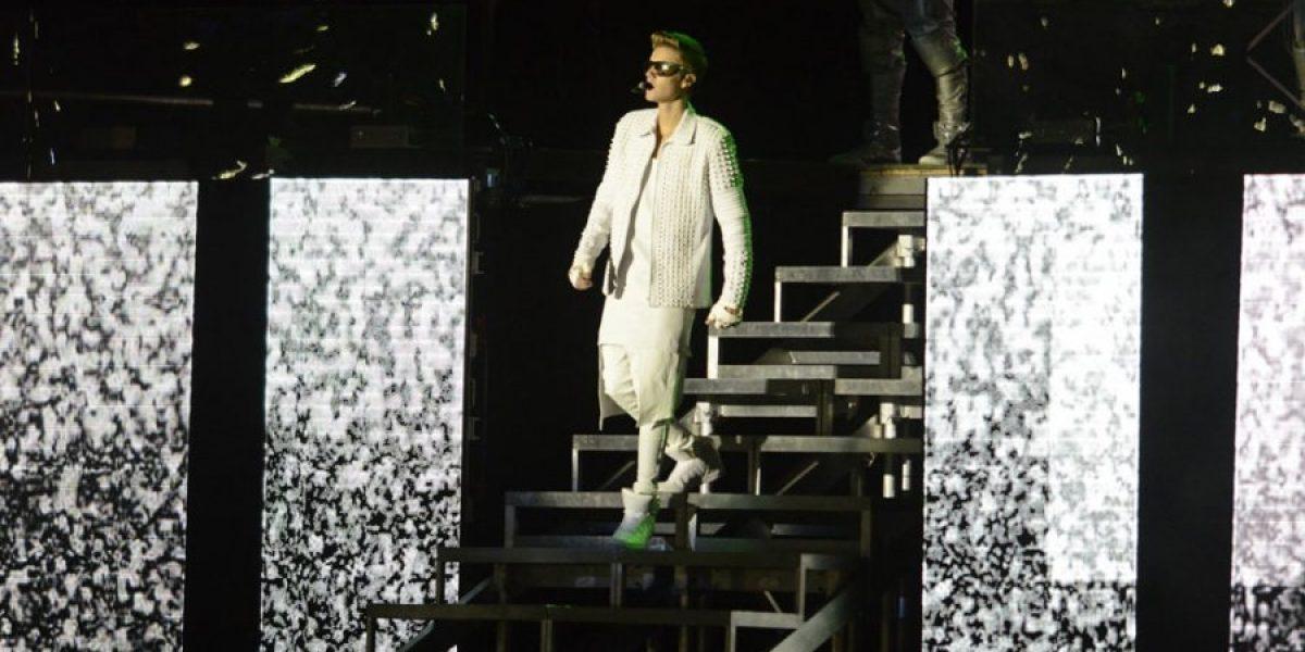 Justin Bieber en Chile: Fervor, fanatismo e histeria en el Nacional