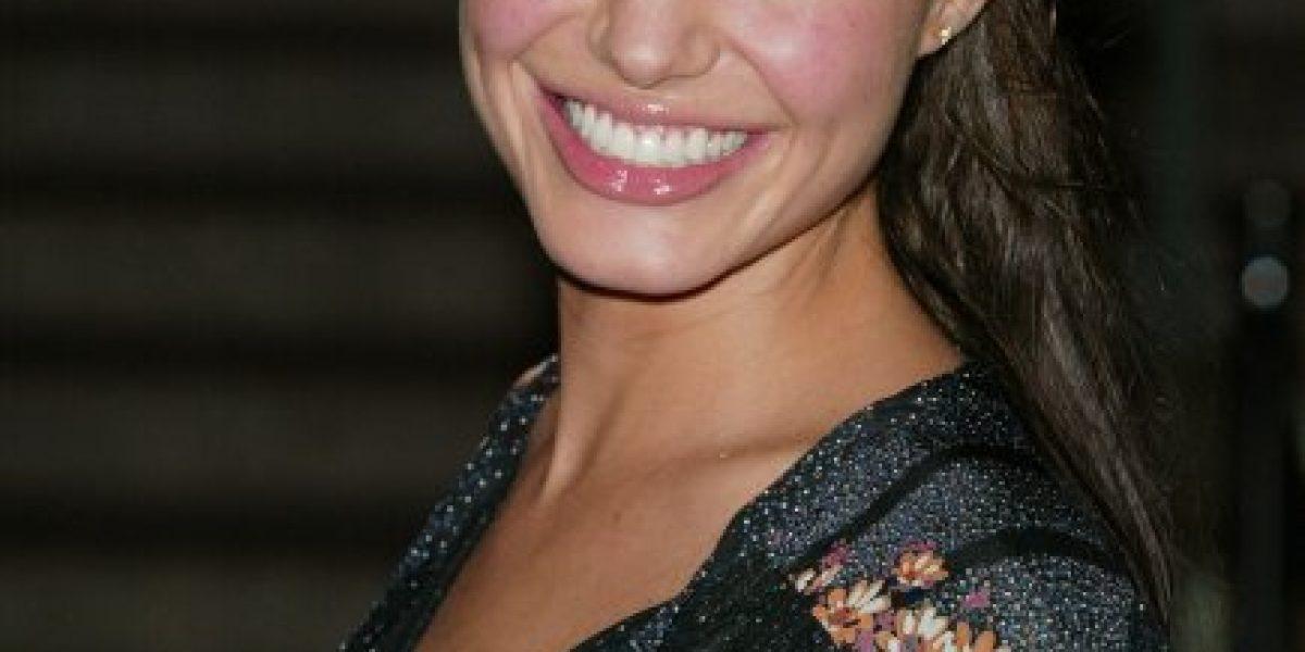 Galería: Así lucía Angelina Jolie hace doce años