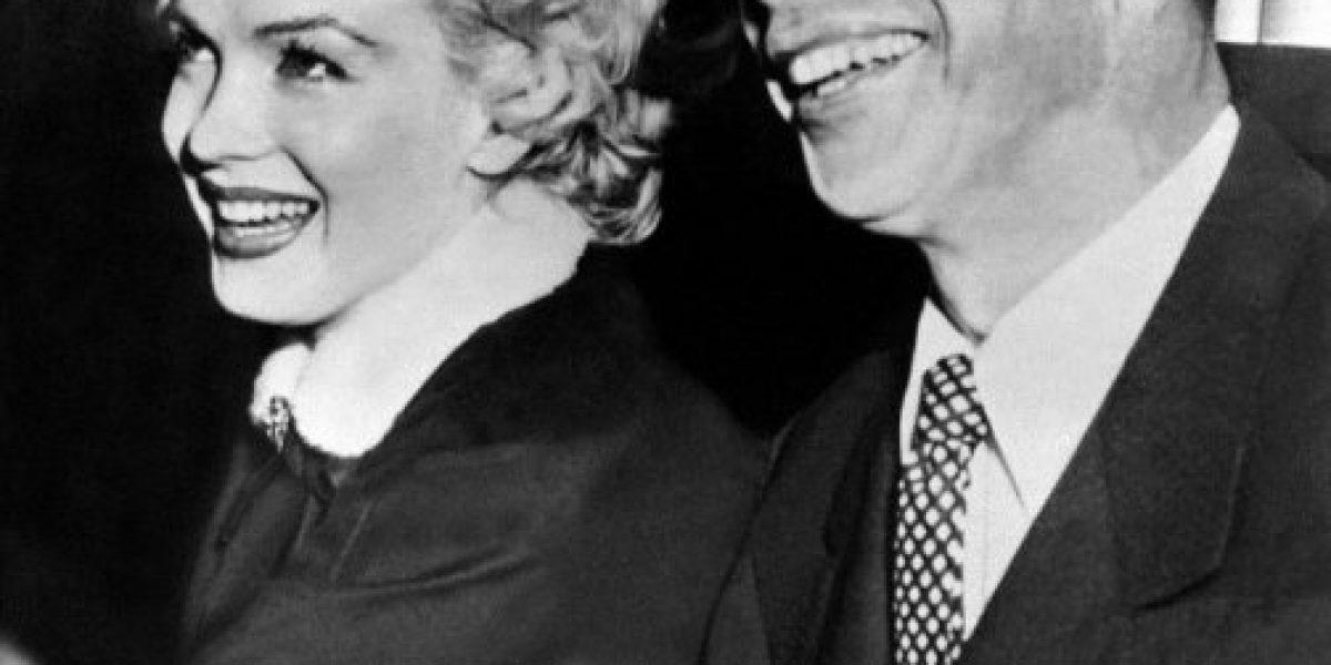 Subastan pruebas de la cirugía estética de Marilyn Monroe